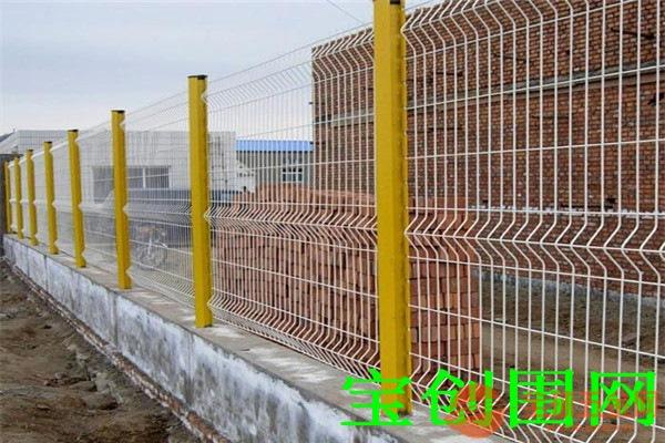 南通三角折弯护栏网报价 南通三角折弯护栏网用途 三角