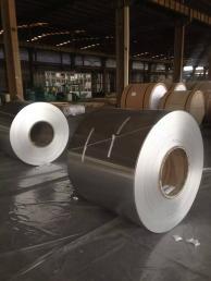 合金铝卷生产