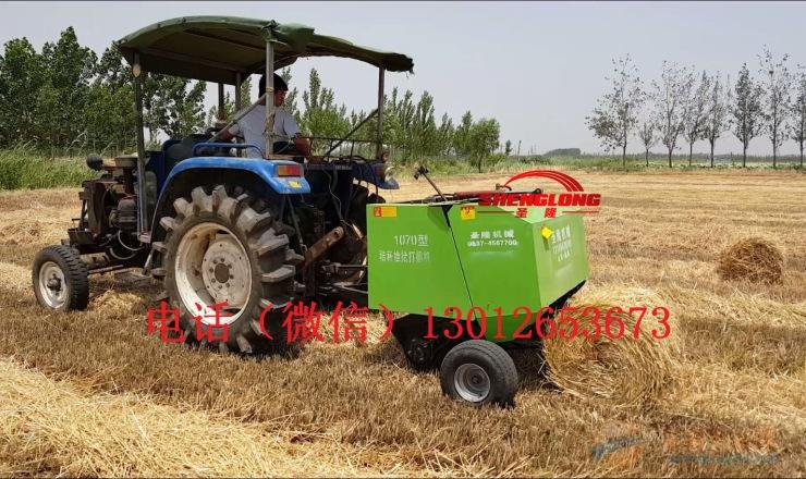 小麦秆捡拾打捆机 全自动打捆机厂家