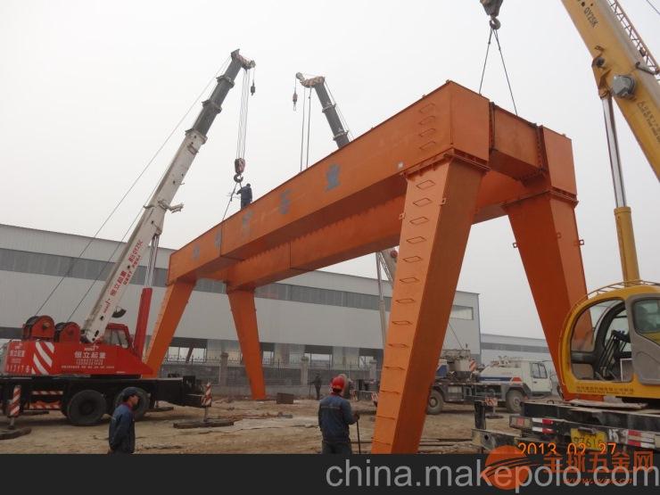 芜湖南陵县20吨单梁起重机哪家好【这家老板实在】