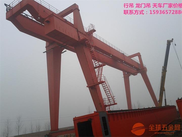 南宁马山县80吨龙门吊【这家老板傻实在】