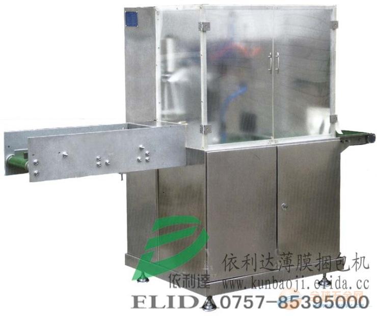 依利达K170A全自动薄膜捆包机-高节能打包机设备