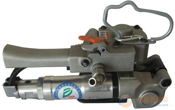 南海气动PET带打包机/佛山气动PET塑钢带打包机