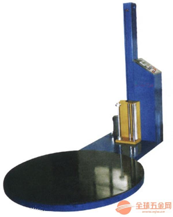 佛山自动薄膜缠绕机/广东金属制品栈板薄膜缠膜机