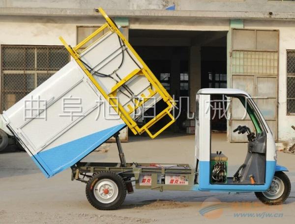 环卫车价格 优质电动垃圾运输车