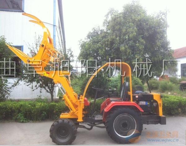 厂家直销旭阳建筑工地施工铲土车液压前卸装载机06装载机