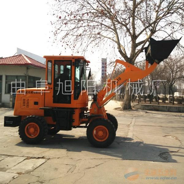 厂家供应全新轮式装载机四驱小型铲车工程装载机械