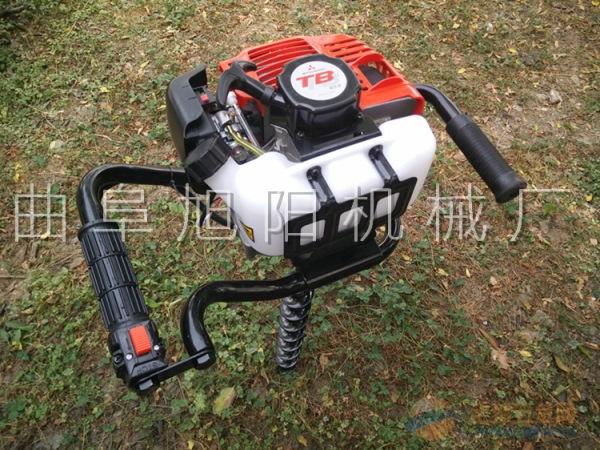 直销2.3马力树种植挖坑机汽油钻洞机 电线杆安放挖窝机