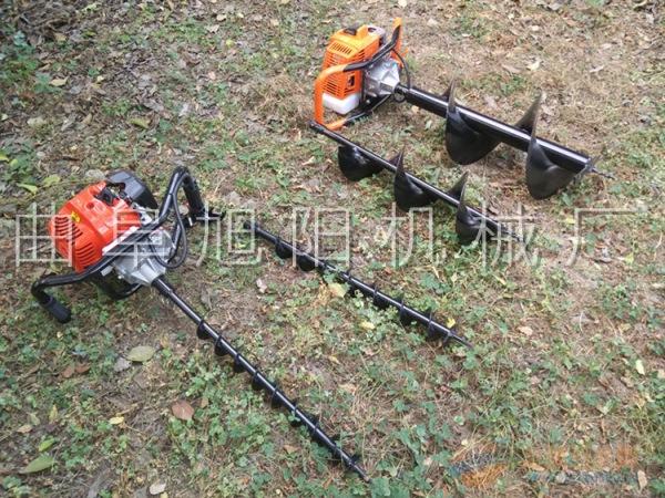 各型号钻头挖坑机