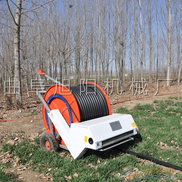 直销JP50-180大型喷灌机 可移动式浇灌机 农田浇地喷水机