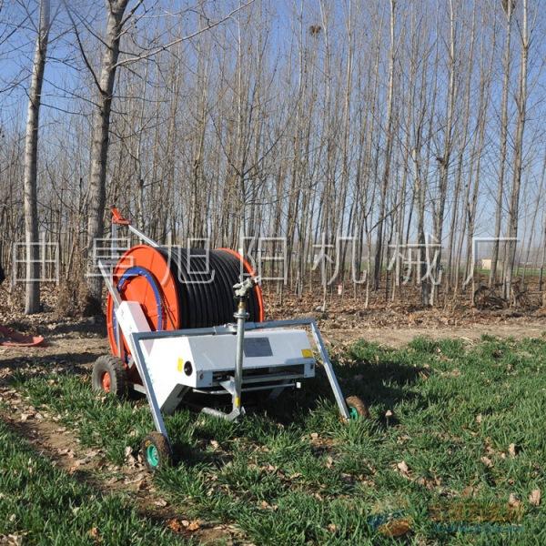 直销JP50-180大型卷盘式喷灌机 浇地喷水机 可移动式灌溉机