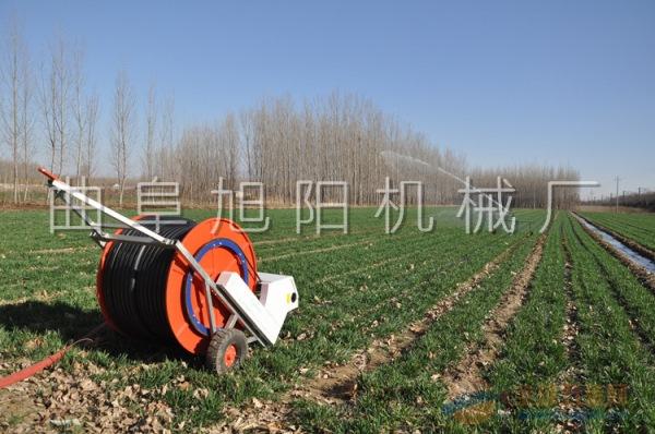 JP50-180大型农用喷灌机大面积浇地机器灌溉机田地