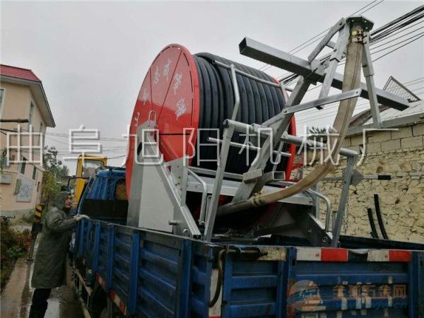 75-300喷灌机大型浇地机器农用灌溉机