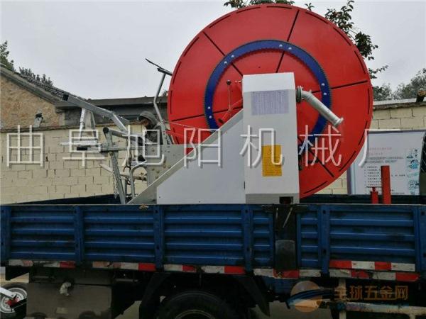 推荐JP75-300大型喷灌机 农用浇地机 喷水机果园农田灌溉机