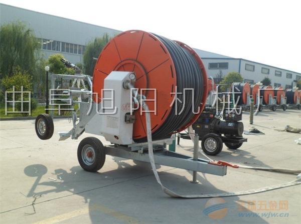 热销新品农田节水排灌设备大型卷盘式喷灌机旭阳直销