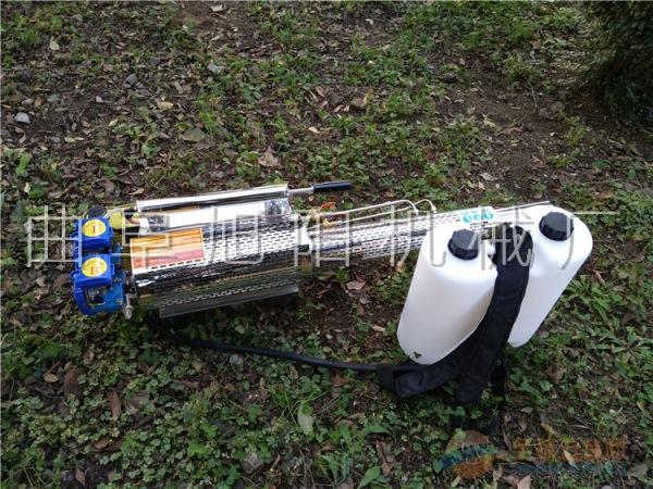 旭阳直销脉冲式弥雾机农用高压大棚烟雾器农药果树杀虫汽油打药机