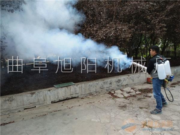 推荐120A 版脉冲式弥雾机双管打药杀虫喷雾器