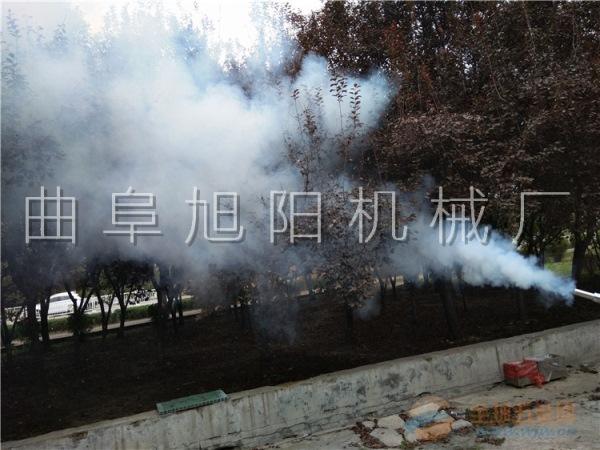 推荐120普通版脉冲式脉冲式弥雾机双管烟雾水雾两用杀虫机