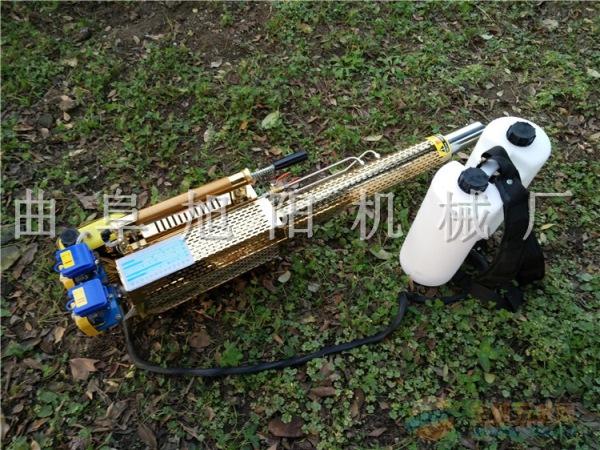 推荐180锂电 版冲式弥雾机双管打药机杀虫机喷雾器迷雾