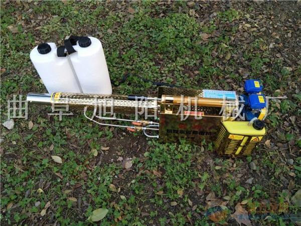 推荐180锂电 版脉冲式弥雾机双管打药机杀虫机喷雾器消毒机