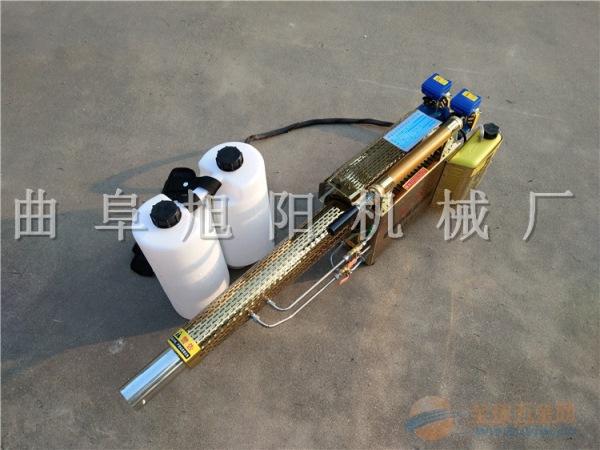 推荐180普通 脉冲式弥雾机双管打药杀虫机消毒机