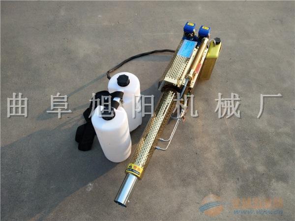 推荐180K版脉 冲式弥雾机双管打药机杀虫机喷雾器