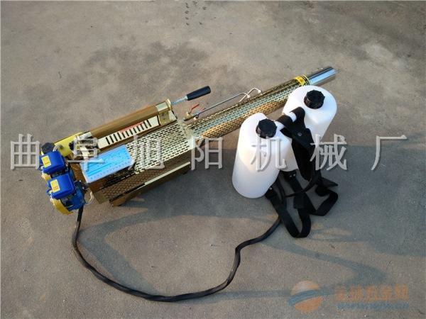 推荐180K版 脉冲式弥雾机打药杀虫烟雾机迷雾机