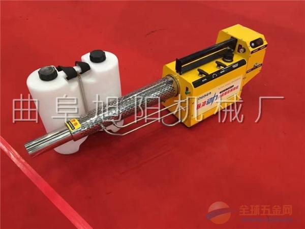 280金鹰版脉冲式烟雾机水雾机双管两用小麦玉米杀虫机喷雾机