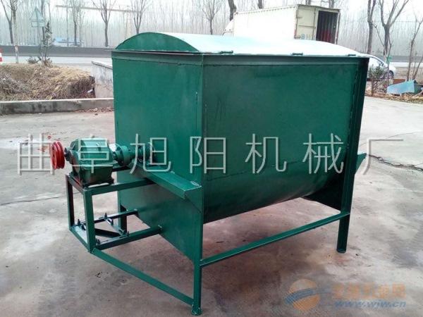 厂家直销旭阳 畜牧养殖机械 大型养殖场专用卧式搅拌机