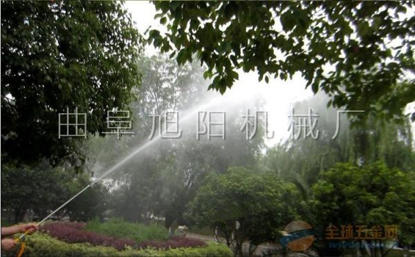 推荐300升 拉管式 打药机杀虫喷雾除尘机汽油杀菌机