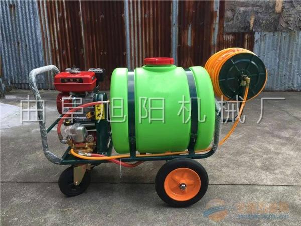 160升拉管式拖拉机悬挂式打药机喷雾器消毒机除尘机