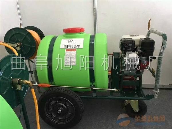 160升拉管式拖拉机悬挂式打药机喷雾器消毒机除尘机喷药