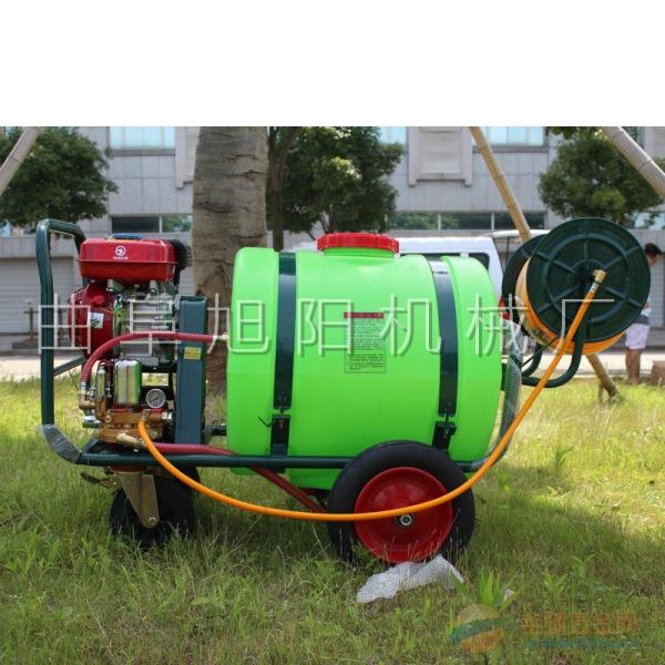 推荐160升高压拉管悬挂式打药机杀虫机喷药机喷雾器除尘机