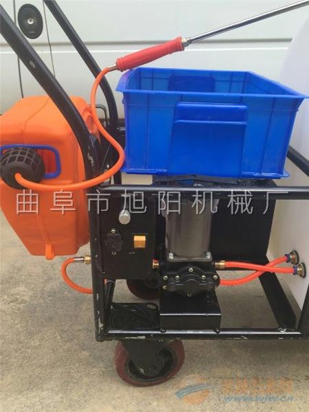 105升电动打药机小麦玉米大棚果树喷药机