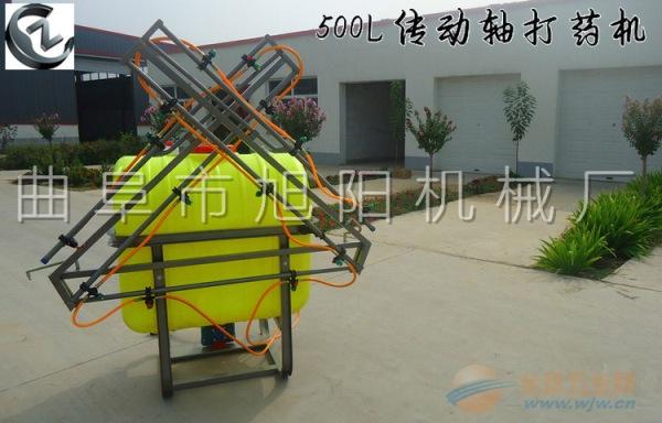 推荐350升悬挂式打药机拖拉机后置喷雾器多喷头