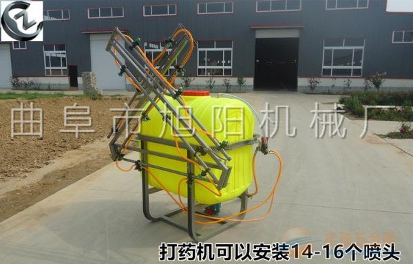 厂家直销旭阳拖拉机背负式支杆打药机拖拉机后悬挂背负式支杆打药机