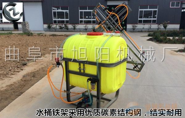 推荐350L轴传动悬挂式打药机杀虫机喷雾器消毒机