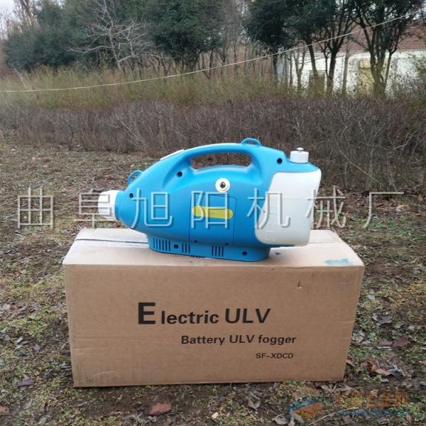 便携式超低容量喷雾机蓄电池养猪场消毒机学校消毒防疫机厂家热销