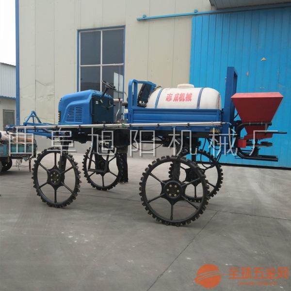 推荐500升大型自走式打药机杀虫喷雾器消毒除尘机