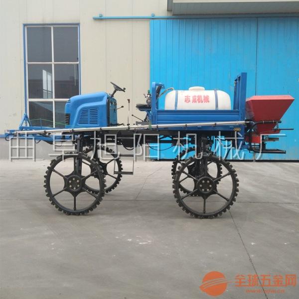 大型500升水旱田打药车 大型自走式喷雾器 小麦玉米水稻杀虫机