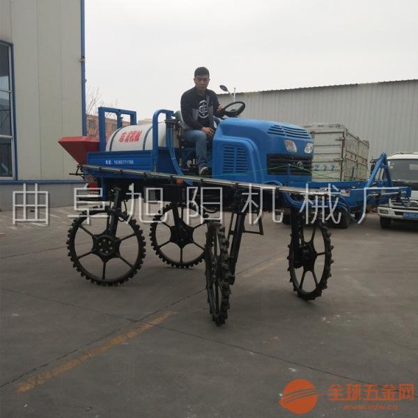 500升自走式打药机 水旱两用杀虫机 玉米水稻 农田菜园喷雾器
