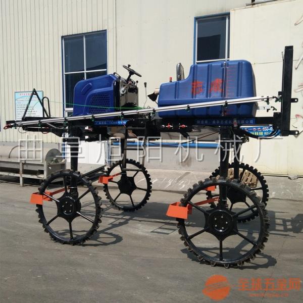 700升大型的水旱两用杀虫机 自走式水稻玉米杀虫机 打药车