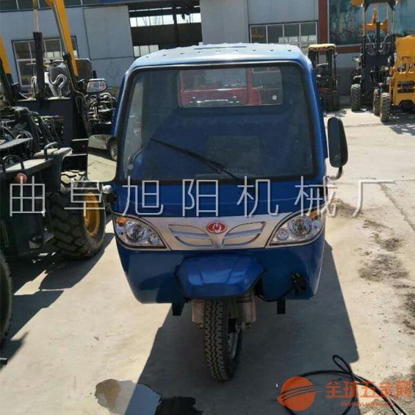 厂家热销柴油三轮工程车搅拌站混凝土周转车家用拉粮食车