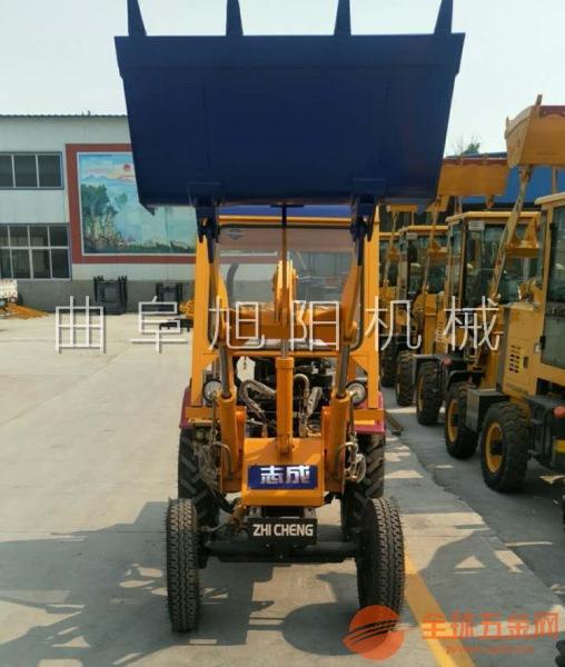 ZL06液压自卸工程装载机工地小型推土车