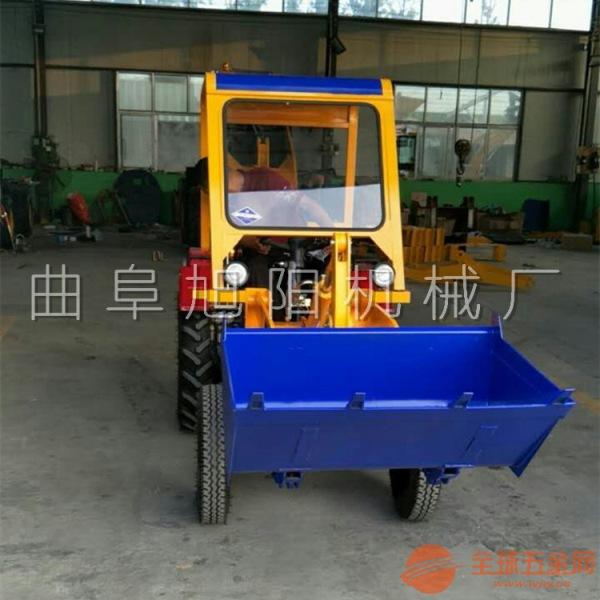 厂家直供全新液压装载机小型轮式工程装载机家用铲土车