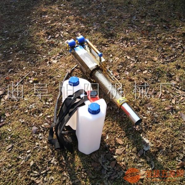 厂家直销脉冲式汽油打药机脉冲式水冷型烟雾机物业杀虫消毒机