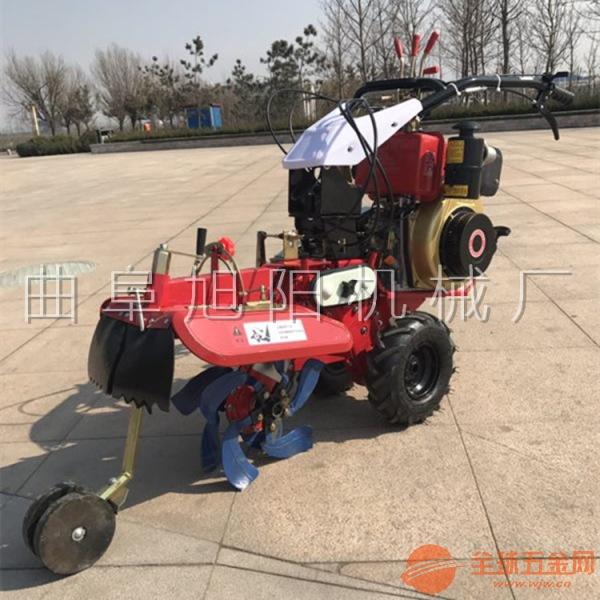 厂家供应柴油8马力开沟机农作物作物的开沟、培土、起垄作业