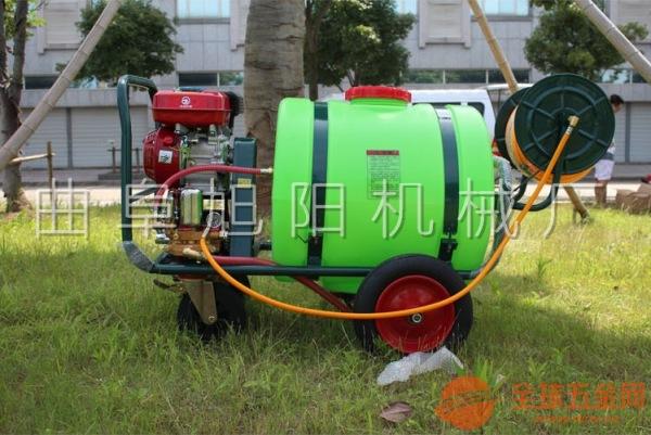 160L汽油高压气雾杀毒喷药机手推式果树杀虫喷药机卫生防疫消毒灭菌机