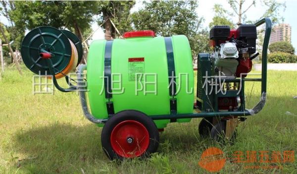 直销旭阳160L推车式打药机 农用植保机械 优质价低