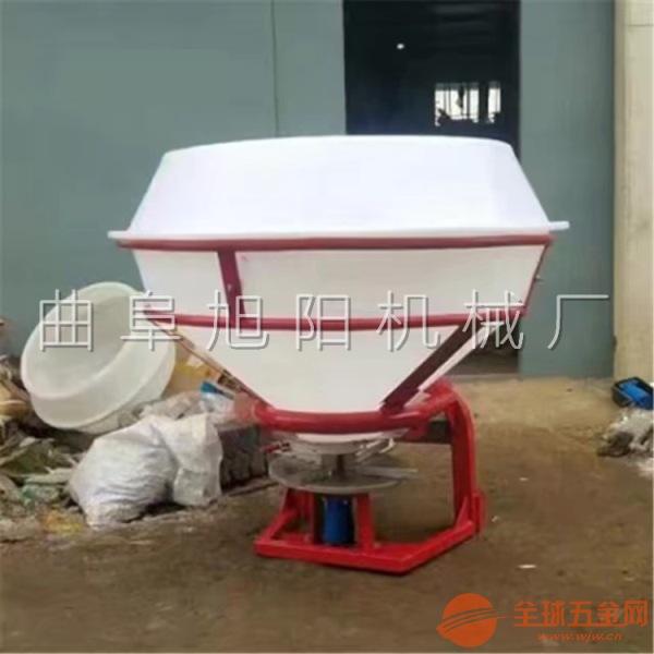 供应拖拉机后悬挂式施肥器 大容量农田施肥工具颗粒化肥抛撒机